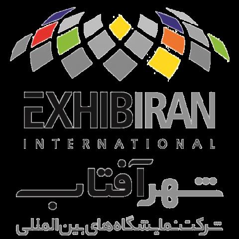 نمایشگاه بین المللی شهر آفتاب تهران لوگو آگرین تقویم نمایشگاهی