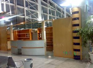 فرودگاه امام خمینی دکوراسیون داخلی