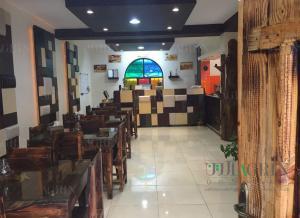 رستوران پاپیلو دکوراسیون داخلی