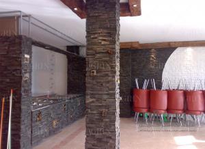رستوران رز آبی دکوراسیون داخلی