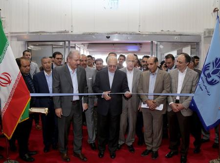 افتتاح بیست و چهارمین نمایشگاه بین المللی کاشی، سرامیک و چینی بهداشتی تهران