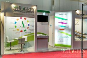 استقرار آگرین در نمایشگاه بین المللی انرژی های خورشیدی و صنایع وابسته