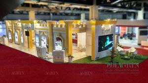 غرفه بانک ملی ایران نمایشگاه بورس و بانک فروردین 97
