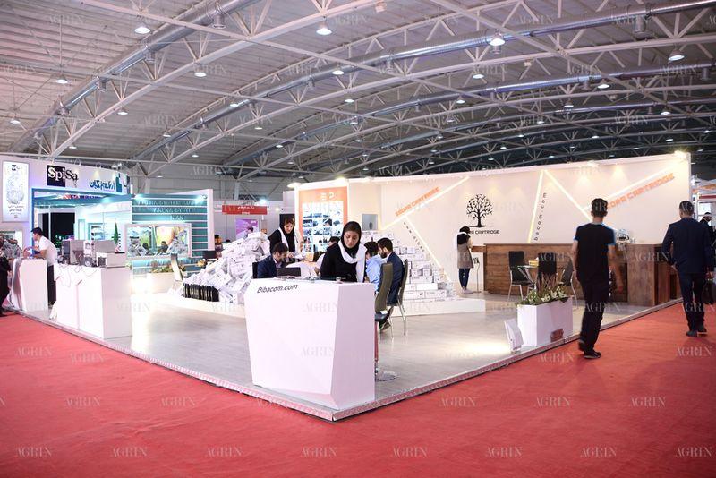 دیباکام پردازش صدرا نمایشگاه الکامپ مردادماه ۹۷ خودساز
