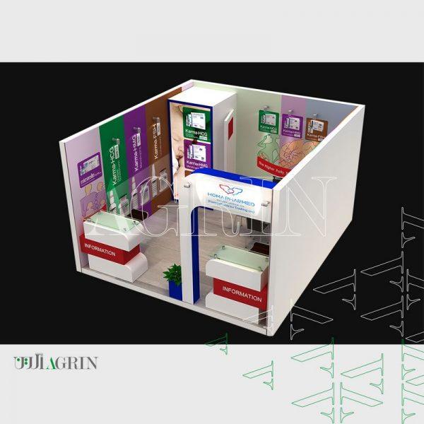 پویش دارو ، نمایشگاه تجهیزات پزشکی ۹4
