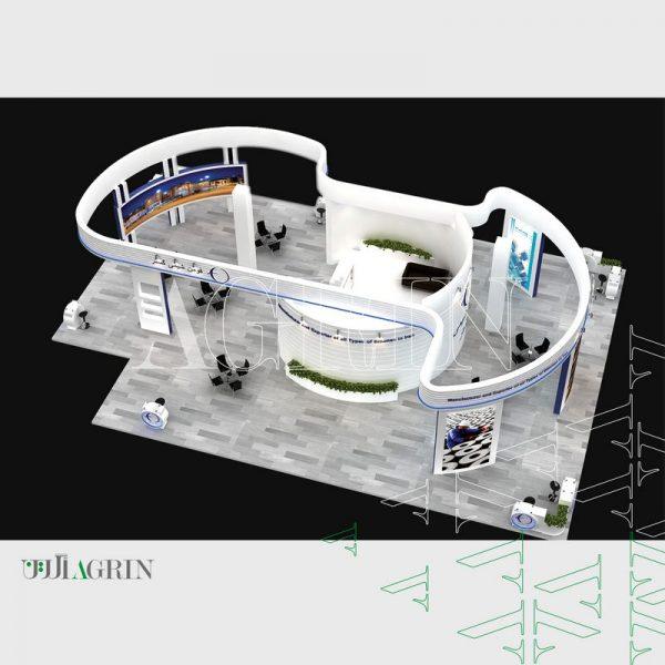 فومن شیمی گستر ، نمایشگاه قیر و آسفالت ۹6