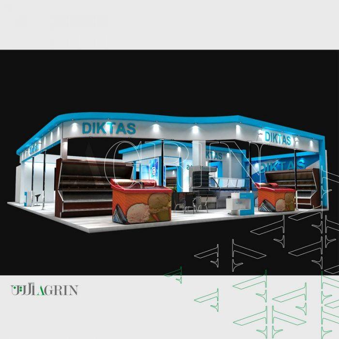 سردریزان ، نمایشگاه تجهیزات فروشگاهی دی ماه ۹۵