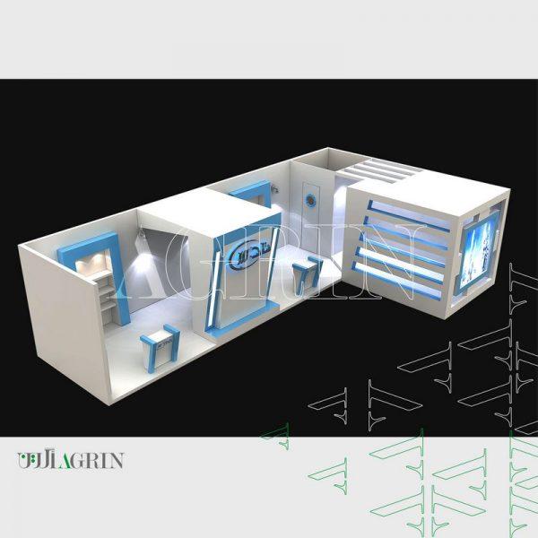 تاد ، نمایشگاه صنایع سرمایشی و گرمایشی 90