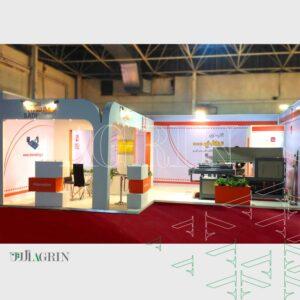 قالب سازی سعدی ، نمایشگاه چاپ و بسته بندی ۹4