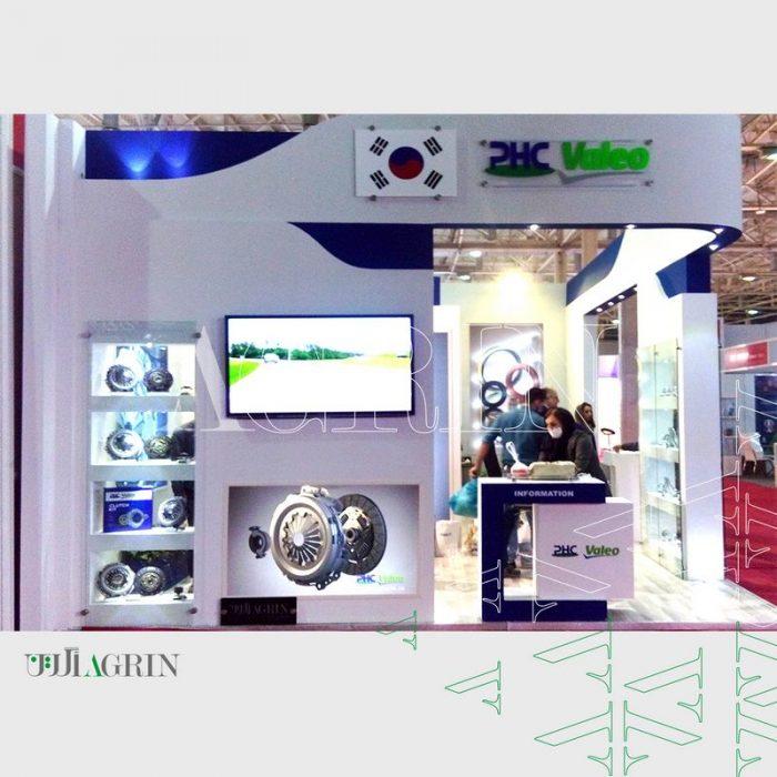 ویستا ویژن ، نمایشگاه خودرو آبان ماه 95