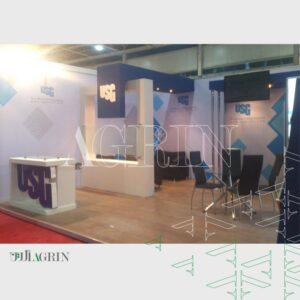 سروش پاکان گیتی ، نمایشگاه صنعت ساختمان ۹3