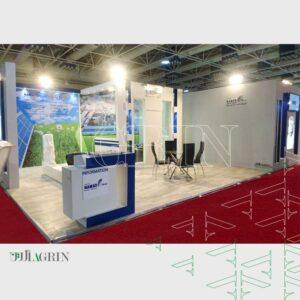 نماد نیرو ، نمایشگاه انرژی های تجدید پذیر اسفند ماه ۹6