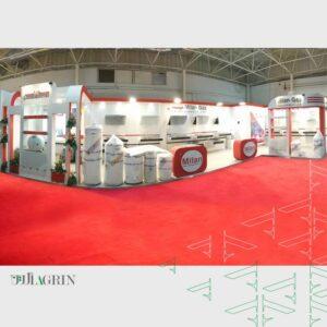میلان گاز ، نمایشگاه لوازم خانگی آذرماه ۹۷