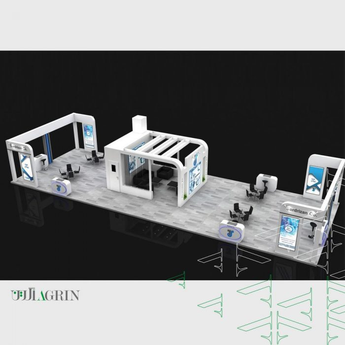 سردریزان، نمایشگاه تجهیزات فروشگاهی دی ماه ۹۷