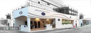 نمایشگاه بین المللی شیرینی و شکلات تهران برای شونیز