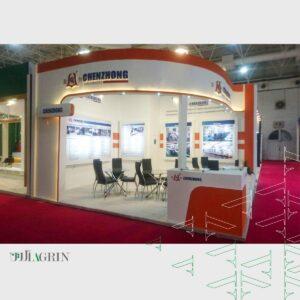 chenzhong ، نمایشگاه چاپ و بسته بندی ۹۸ غرفه خودساز