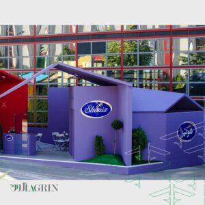 غرفه خودساز شونیز 99