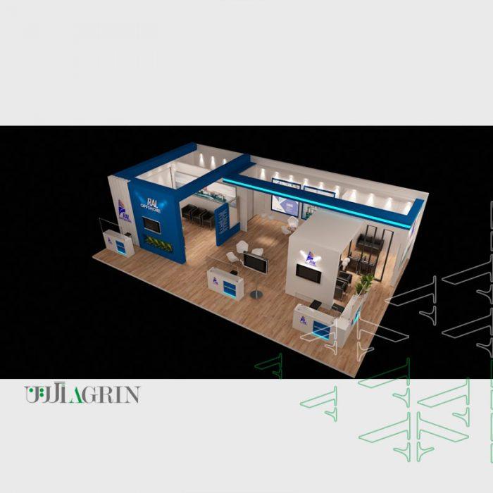 رال ، غرفه خودساز مهندسی سازه دریایی رال